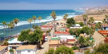 Puerto Nuevo caracterizando paisagem, paisagens litorâneas e cenas tropicais