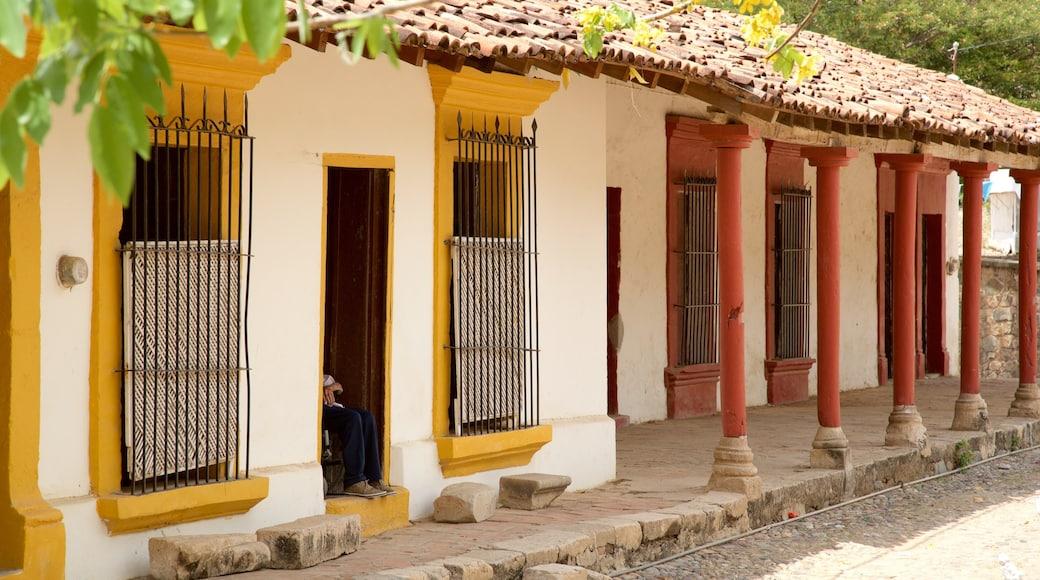 Copala mostrando una pequeña ciudad o pueblo