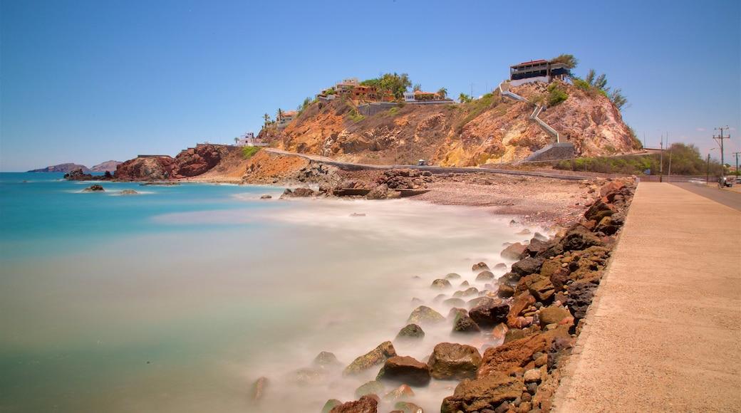 Northern Mexico featuring general coastal views
