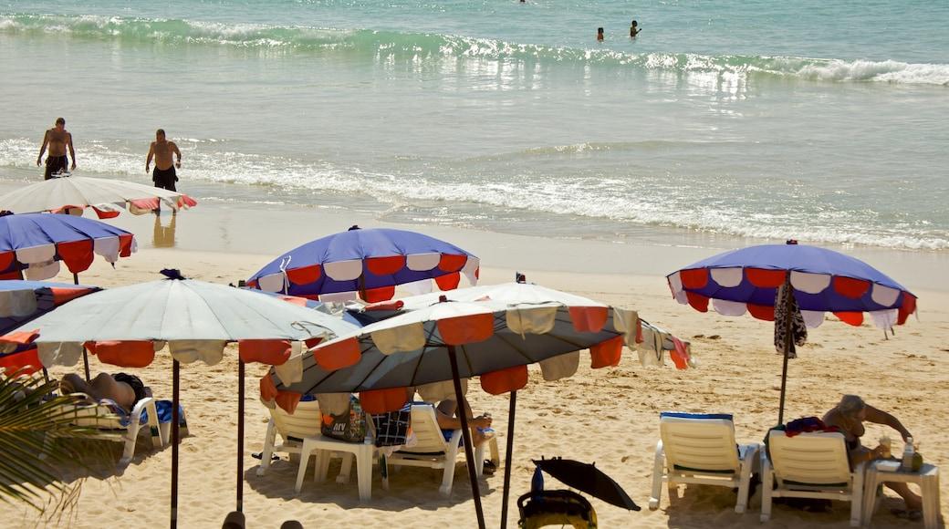 หาดในหาน ซึ่งรวมถึง ชายหาด, ว่ายน้ำ และ วิวทิวทัศน์