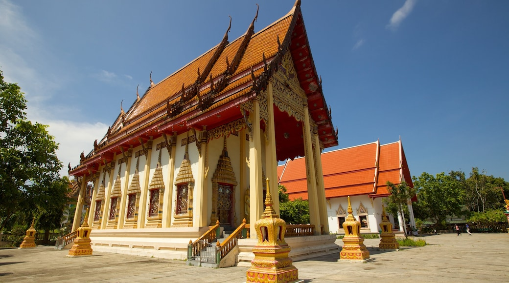 Phuket - Phang Nga featuring a temple or place of worship and religious aspects