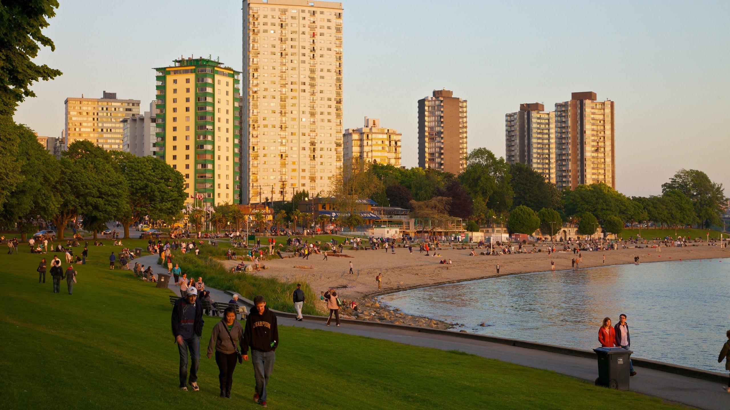 Vancouver Bayfront, Vancouver, British Columbia, Kanada