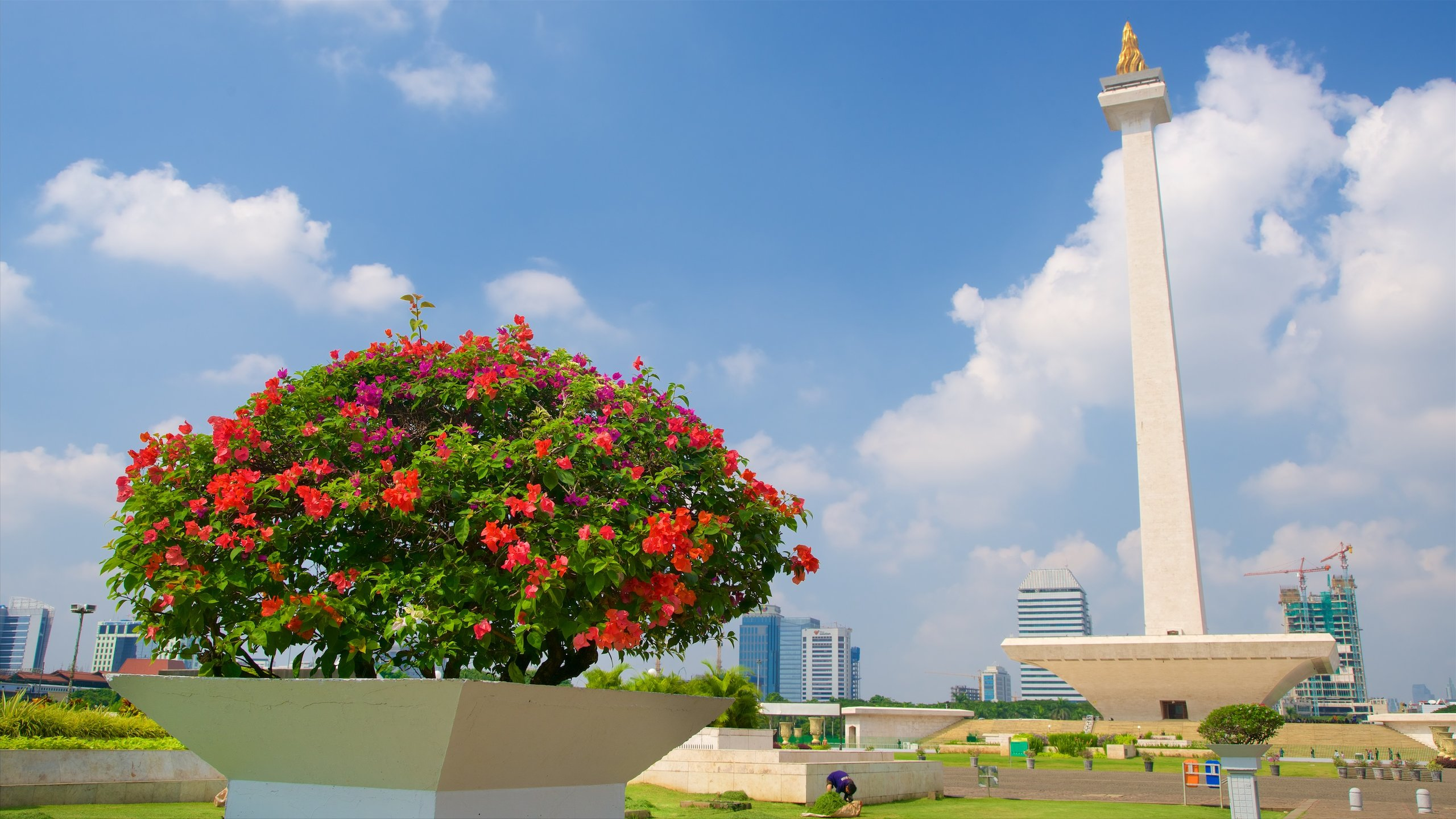 Central Jakarta, Jakarta, Special Capital Region of Jakarta, Indonesia