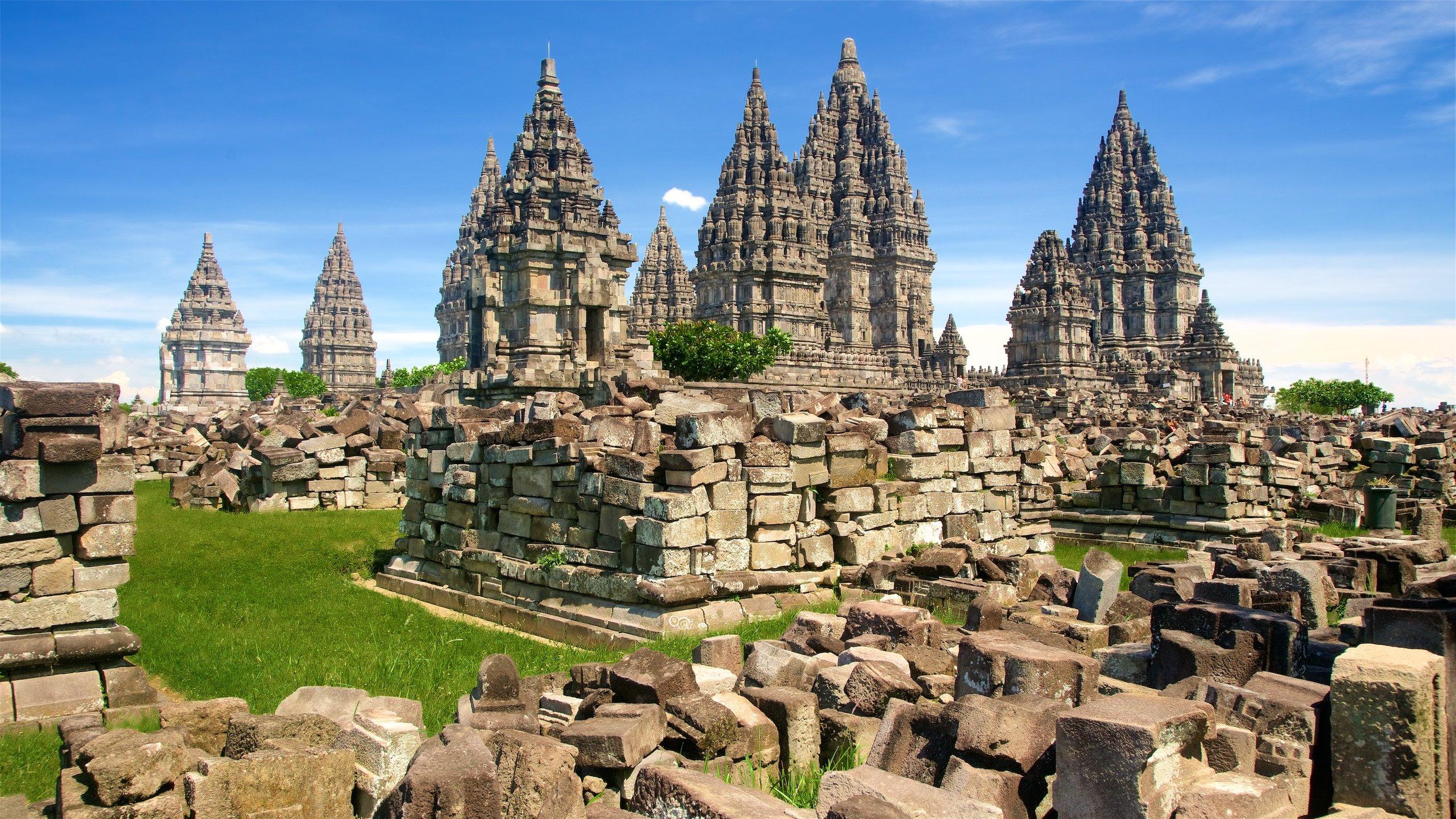 Prambanan Temple, Prambanan, Central Java, Indonesia