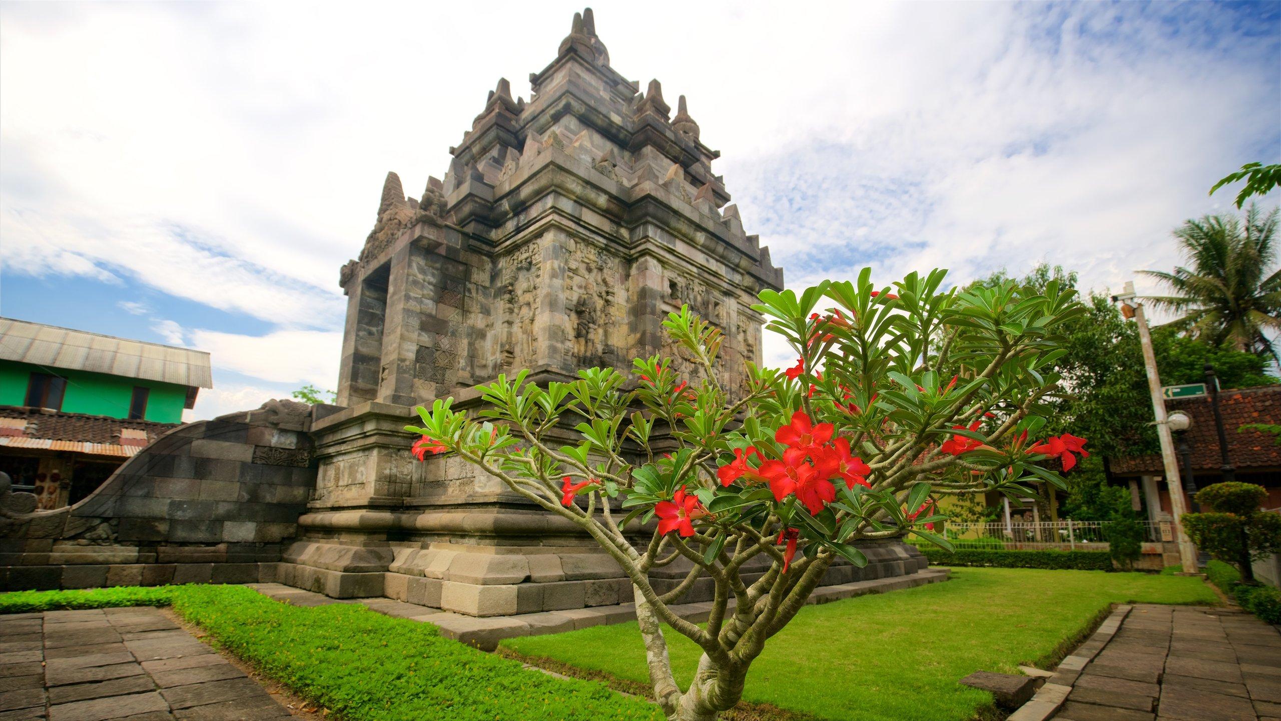 Candi Pawon, Borobudur, Central Java, Indonesia
