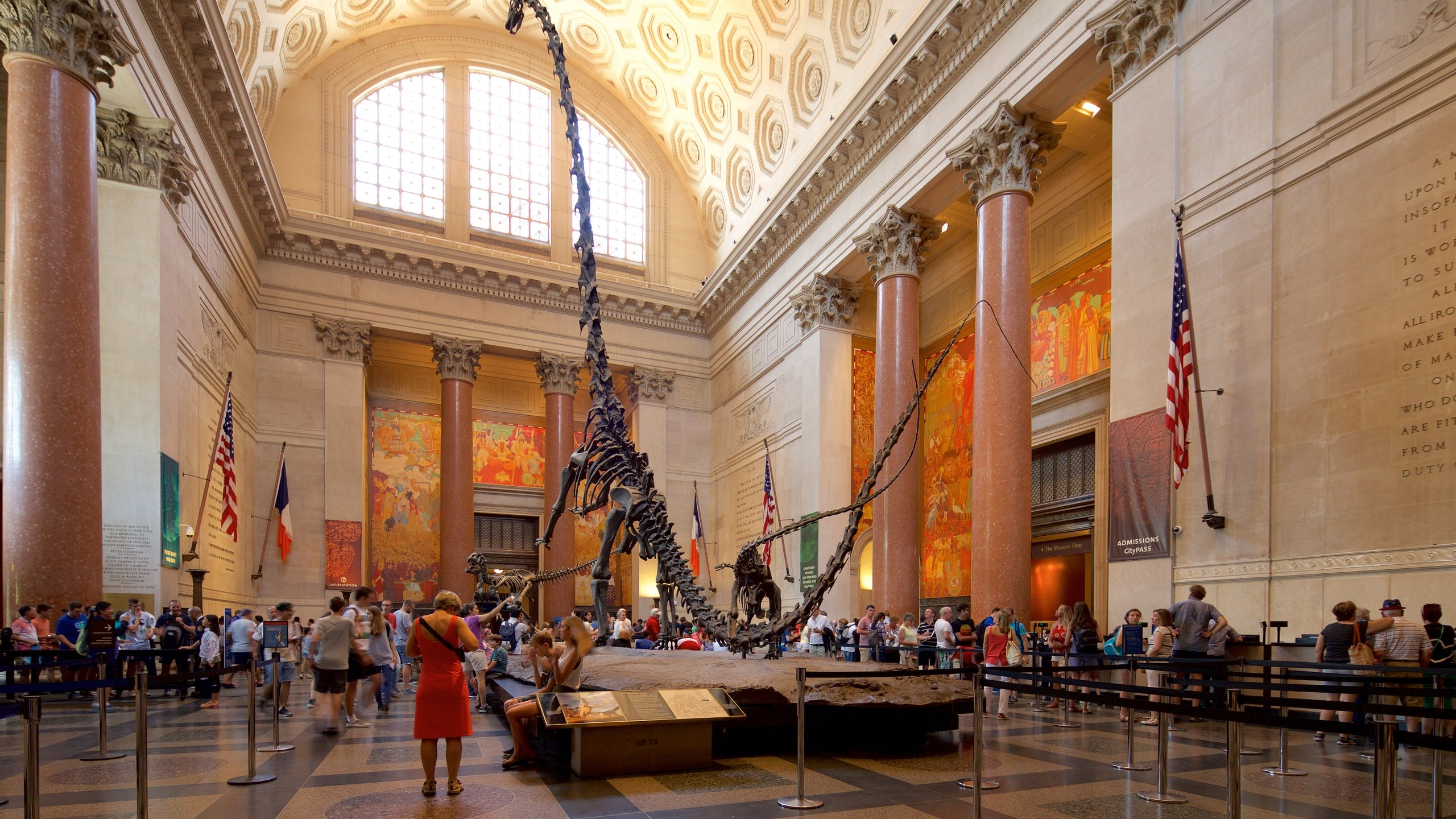 Top 10 Hotels Closest To American Museum Of Natural History In New York From 69