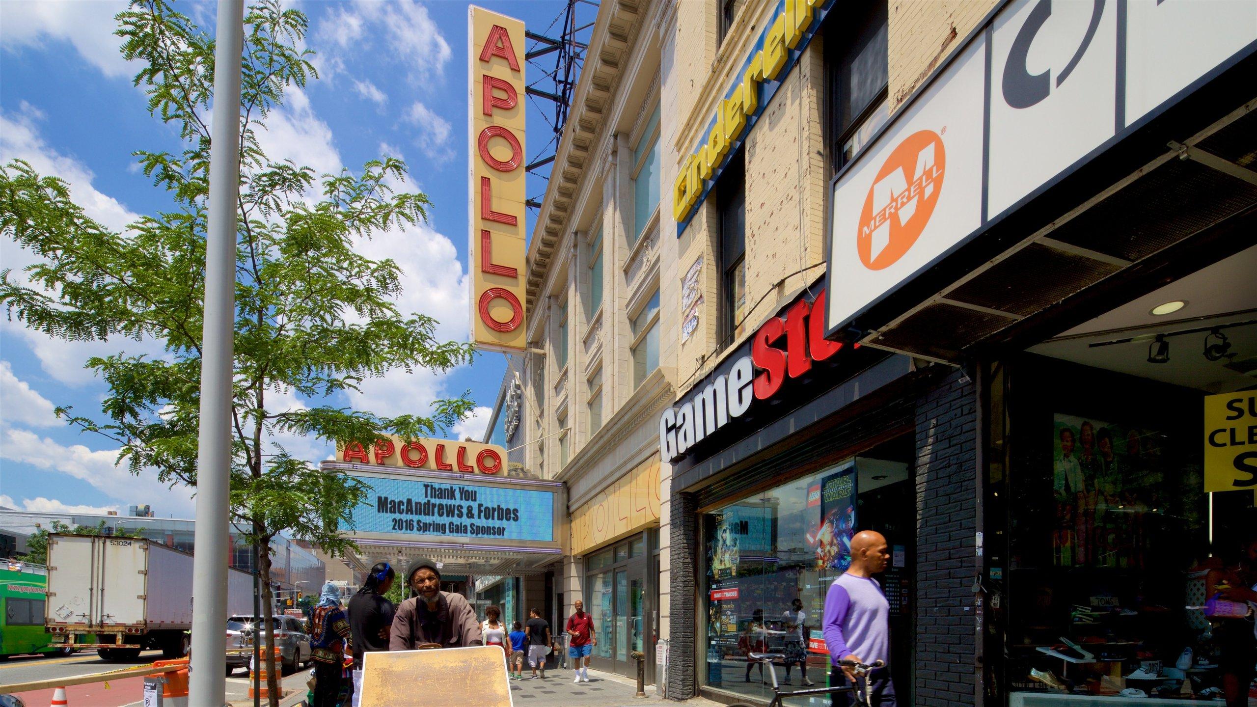Harlem, New York, New York, United States of America