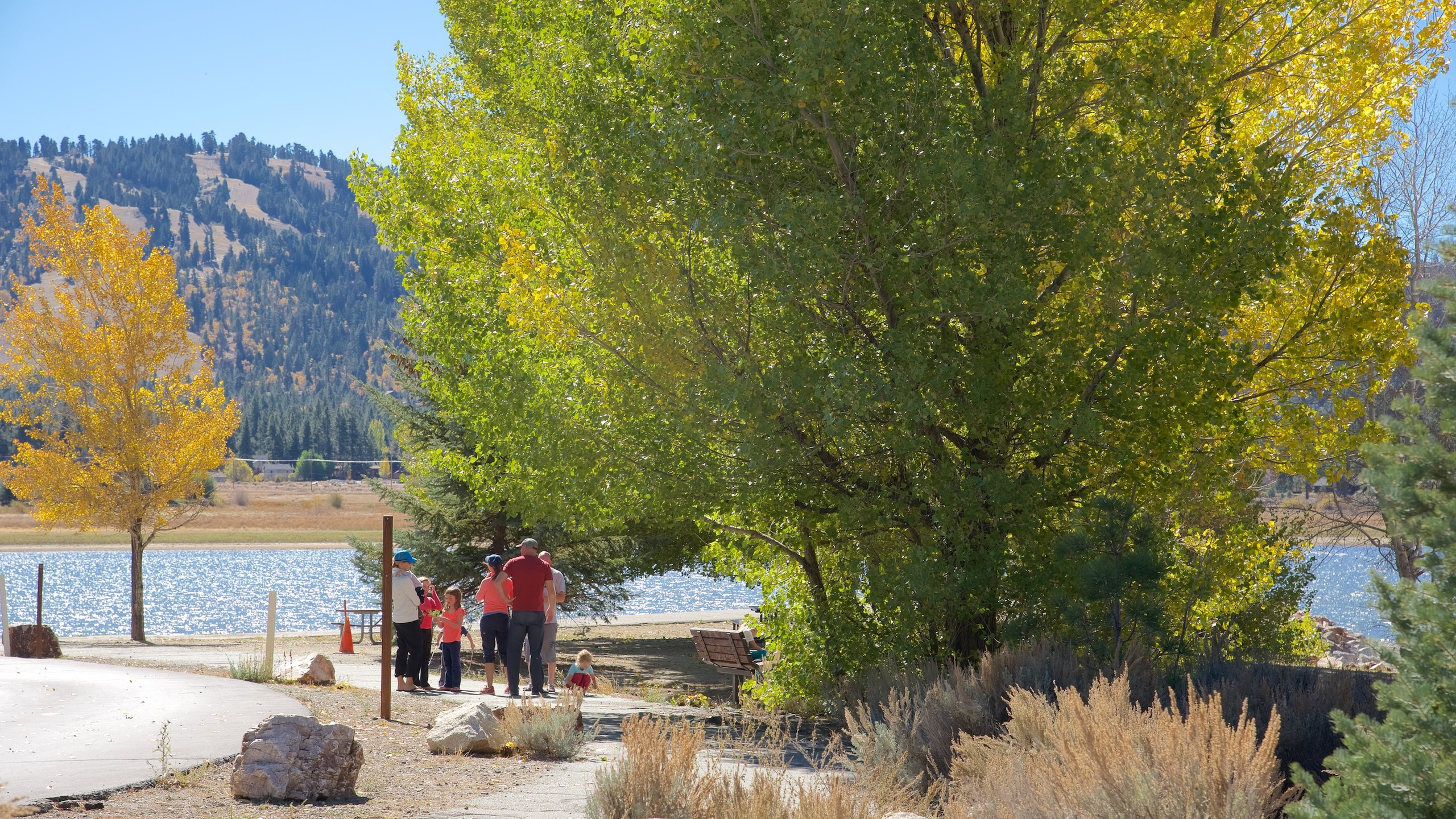 The Village, Big Bear Lake, California, United States of America