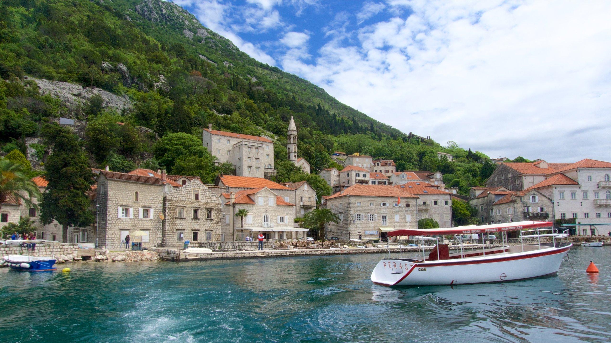 Perast, Kotor Municipality, Montenegro