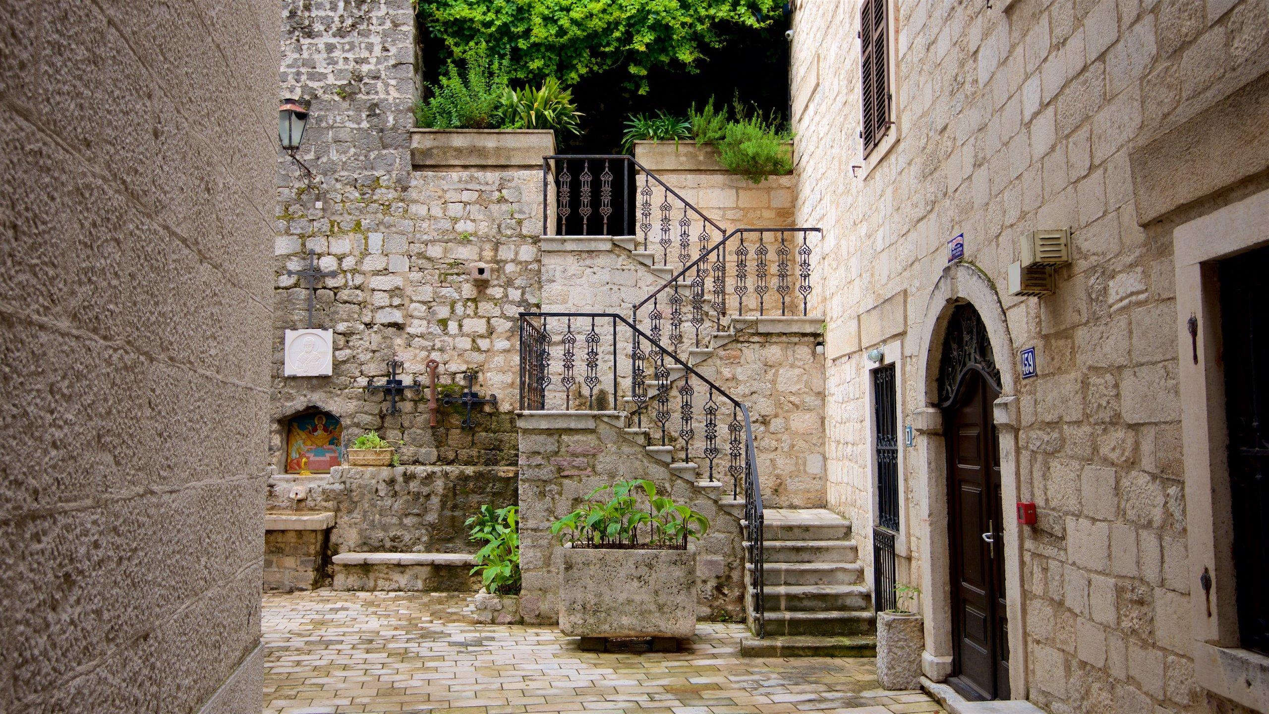 Kotor Old Town, Kotor, Kotor Municipality, Montenegro