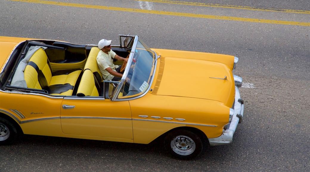 Havana das einen Straßenszenen sowie einzelner Mann