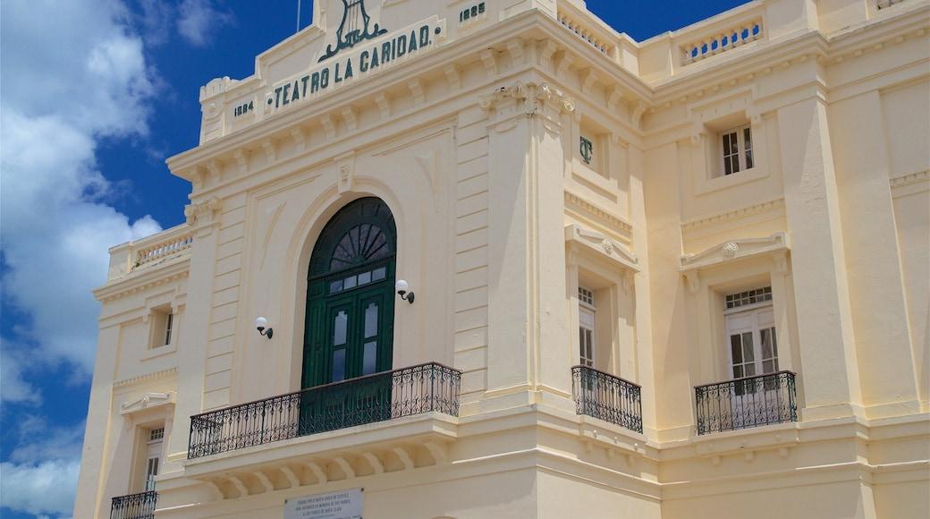 Santa Clara which includes heritage elements