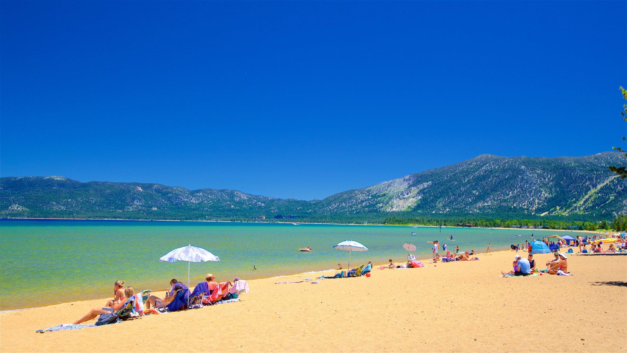 Pope Beach, South Lake Tahoe, California, United States of America