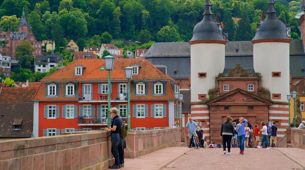Karl-Theodor-Brücke das einen Geschichtliches und Brücke