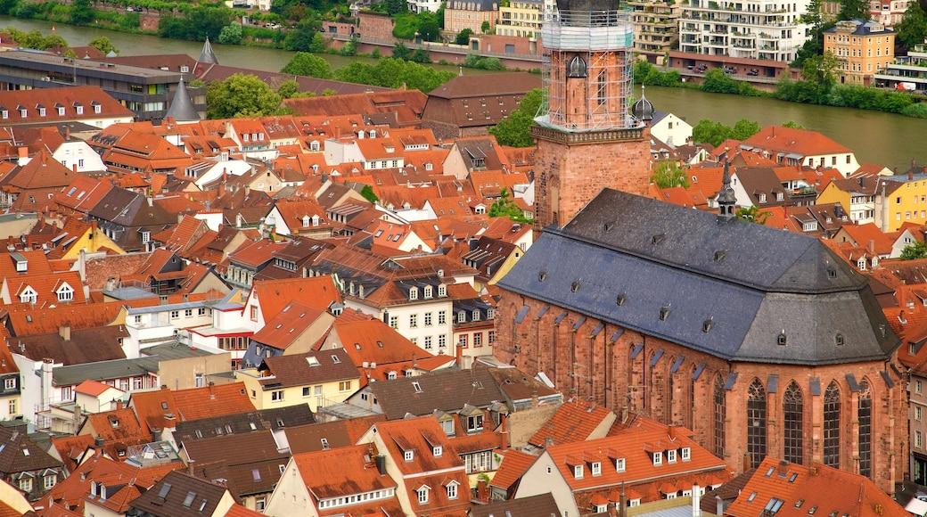 Heiliggeistkirche das einen Stadt und Geschichtliches