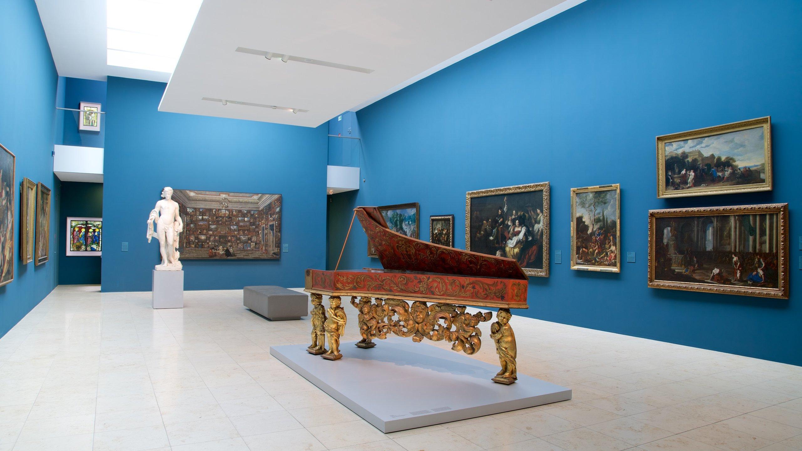 Germanisches Nationalmuseum, Nürnberg, Bayern, Deutschland