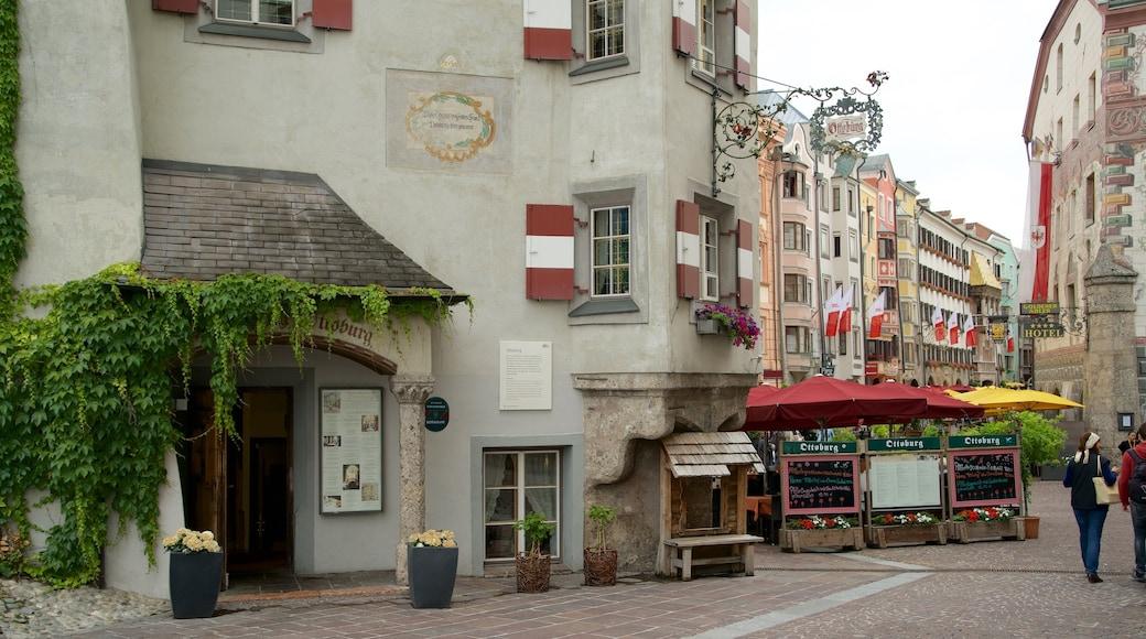 Altstadt welches beinhaltet Geschichtliches
