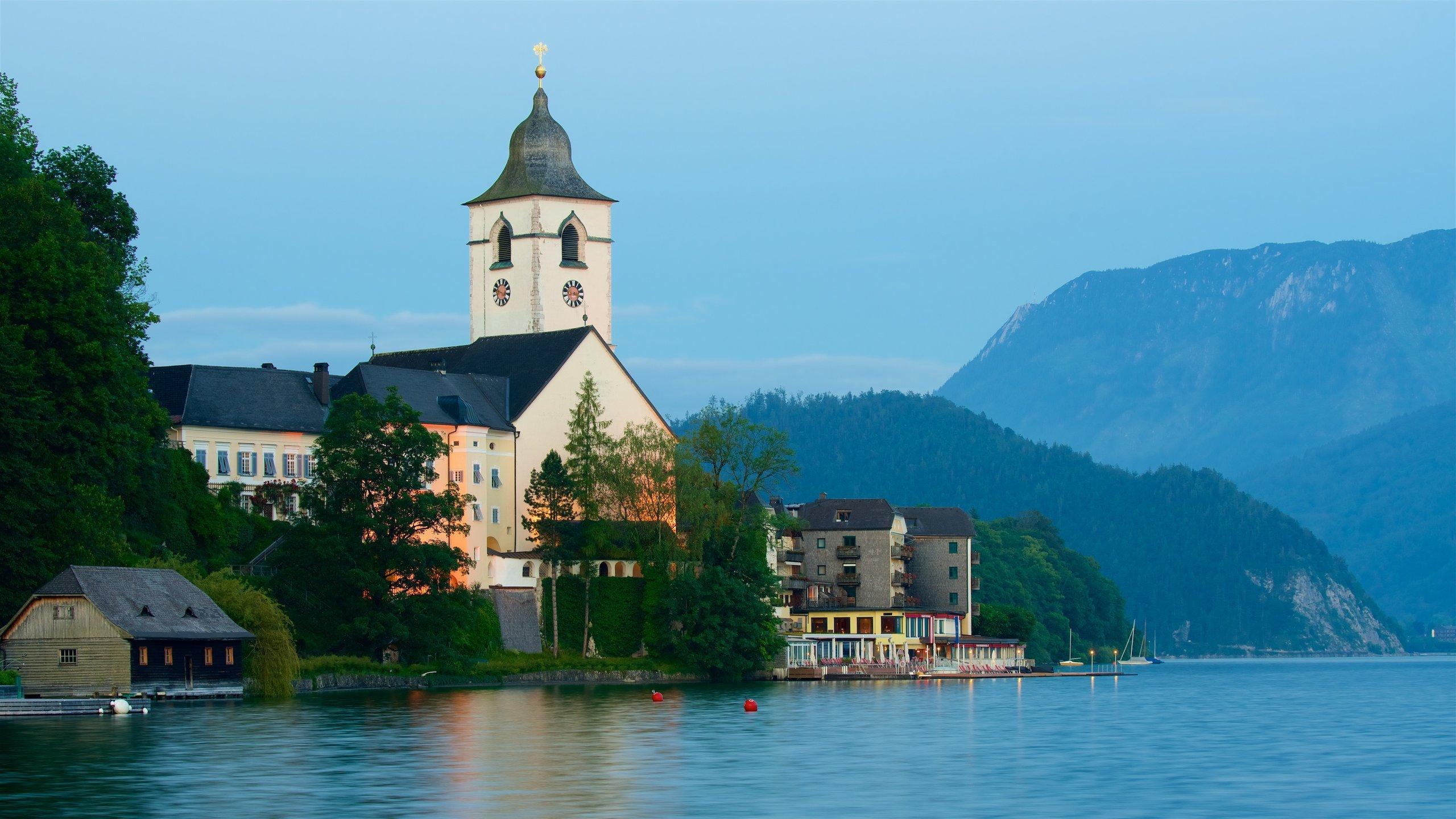 Visit Sankt Wolfgang im Salzkammergut: 2021 Travel Guide for Sankt Wolfgang  im Salzkammergut, Upper Austria | Expedia