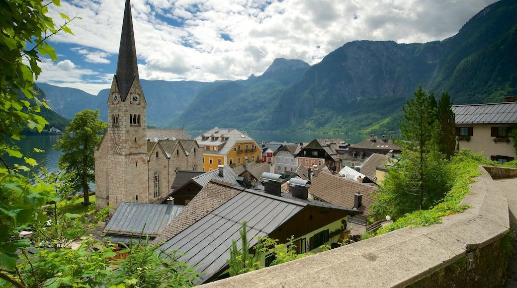 Oberösterreich welches beinhaltet ruhige Szenerie und Geschichtliches