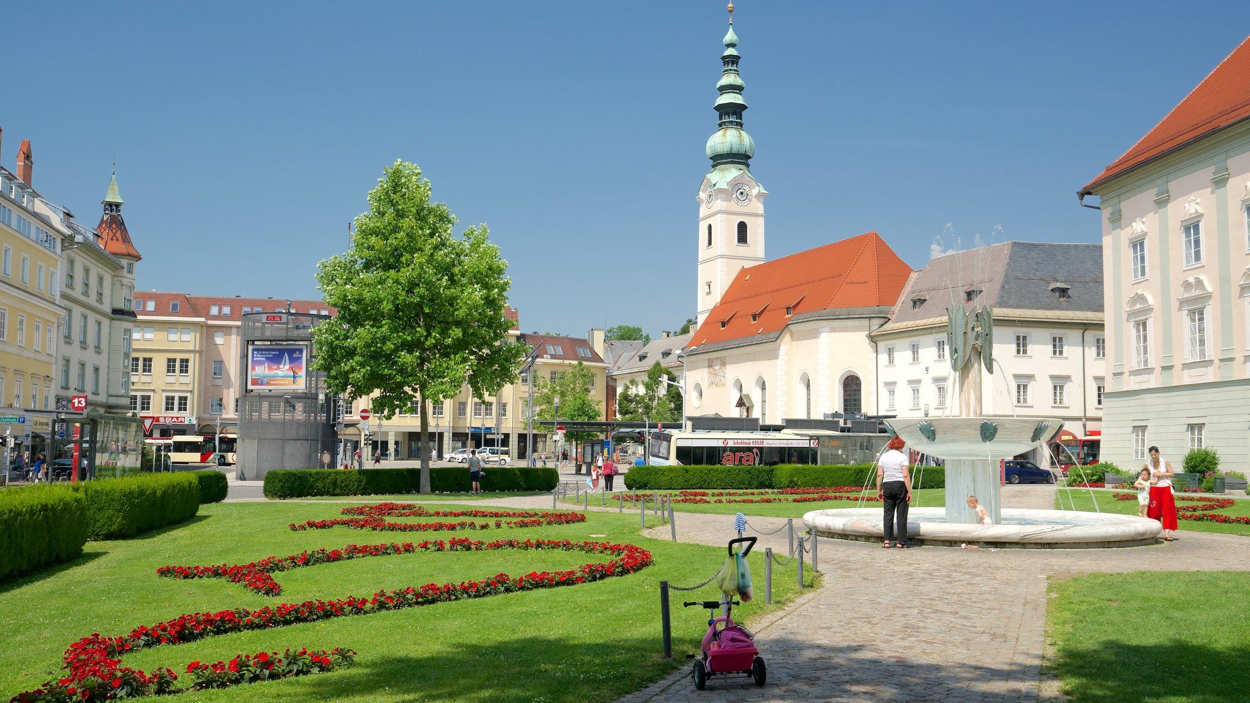 Klagenfurt am Woerthersee, Carinthia, Austria