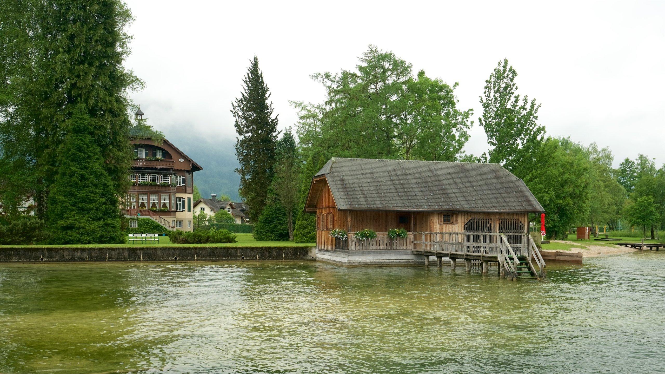 Salzburger Seenland (Region), Österreich