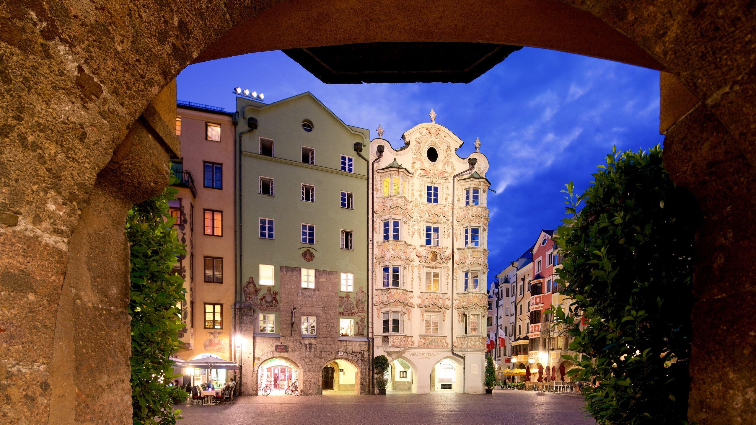Altstadt, Innsbruck, Tyrol, Austria