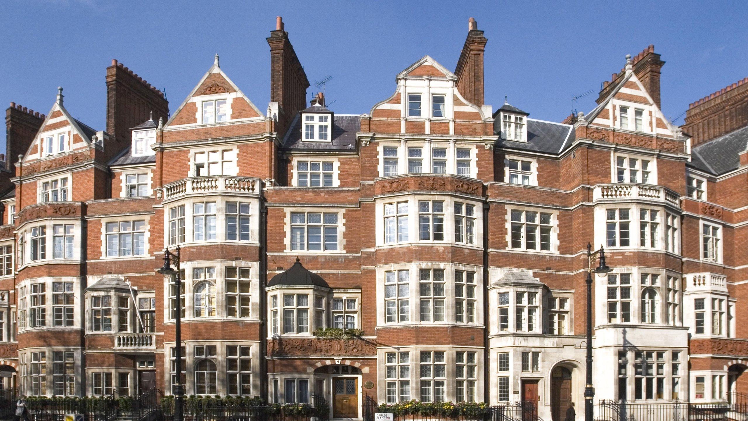 Mayfair, London, England, United Kingdom