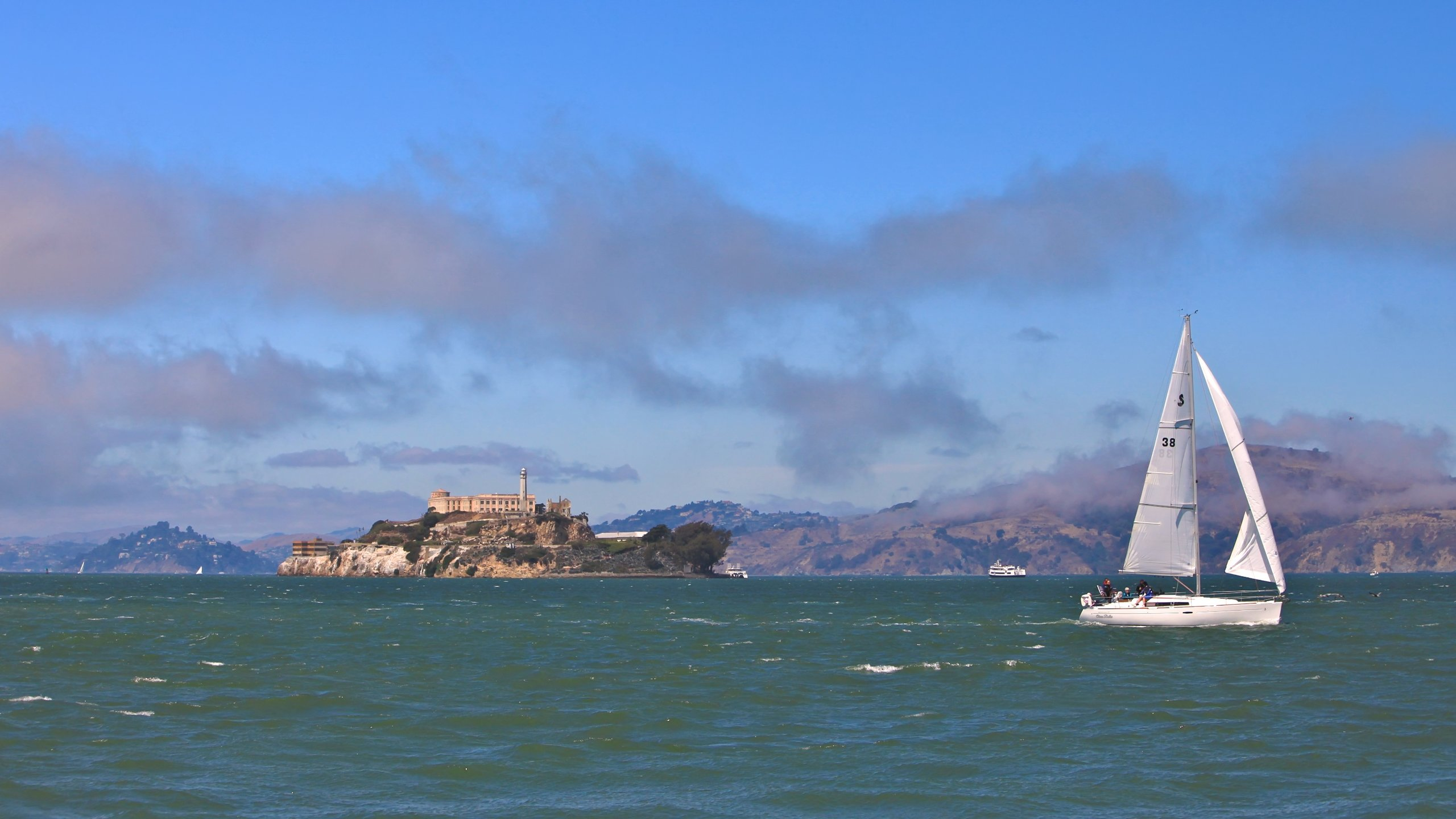 Alcatraz Island, San Francisco, California, United States of America