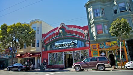Haight-Ashbury which includes a city