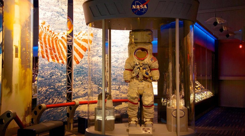 Kennedy Space Center das einen Innenansichten