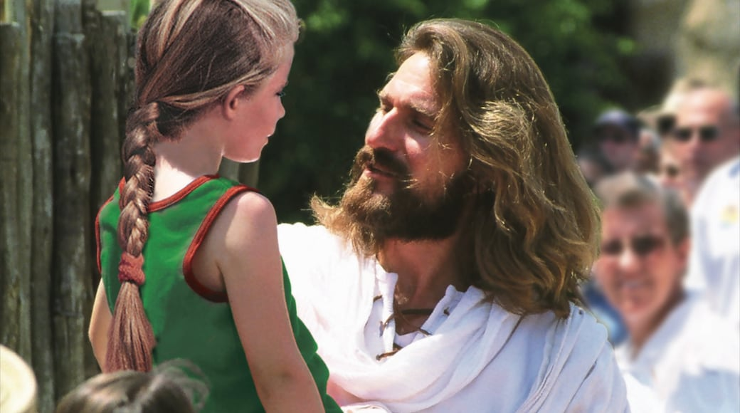 Holy Land Experience as well as an individual child