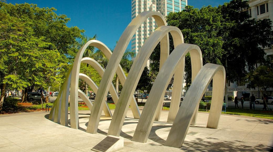 Perez Art Museum Miami bevat kunst