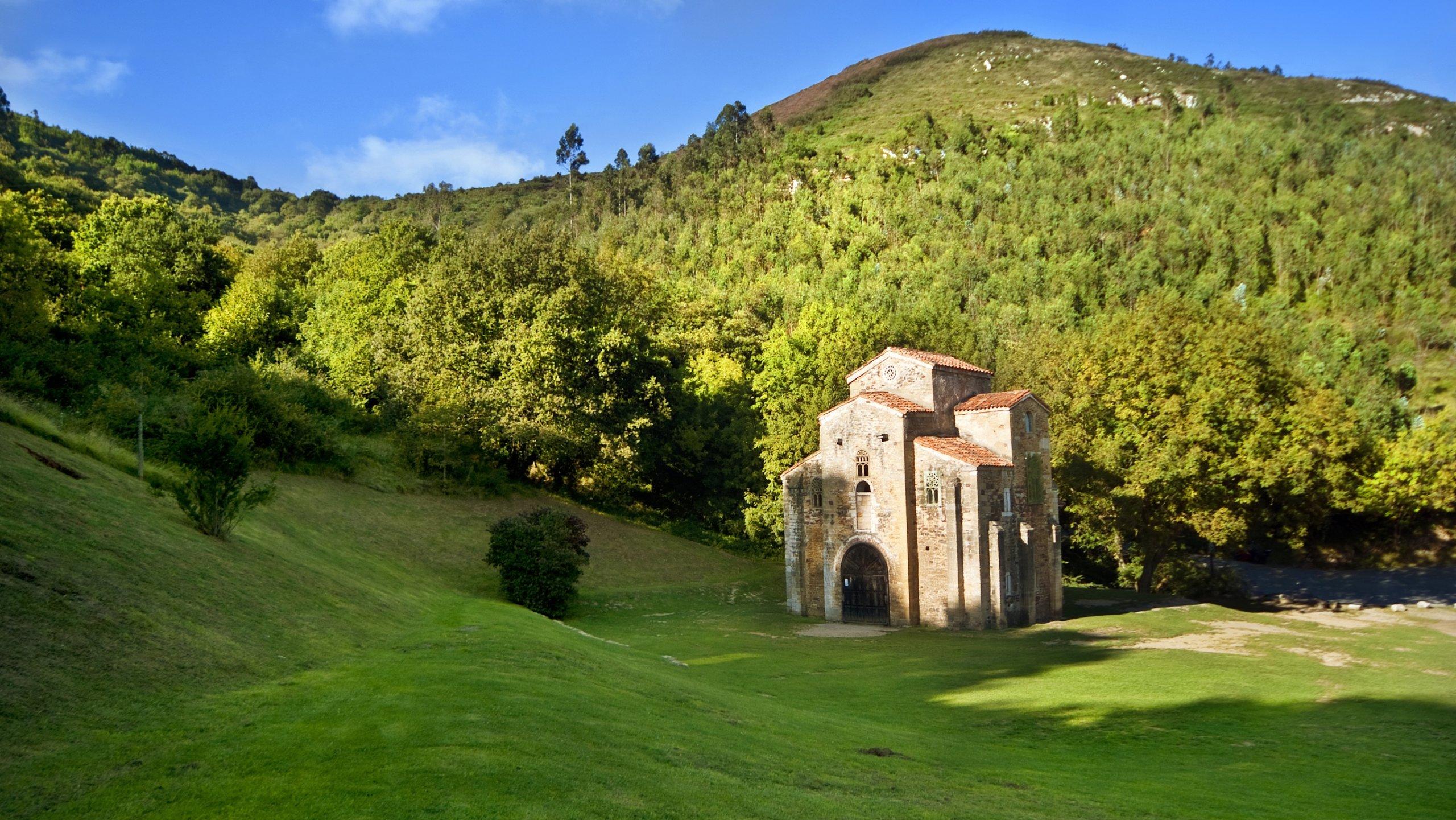 Oviedo, Asturias, Spanien