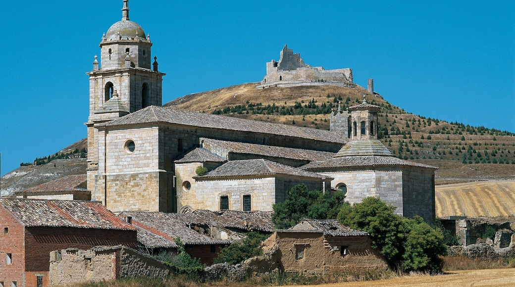 Burgos montrant patrimoine architectural