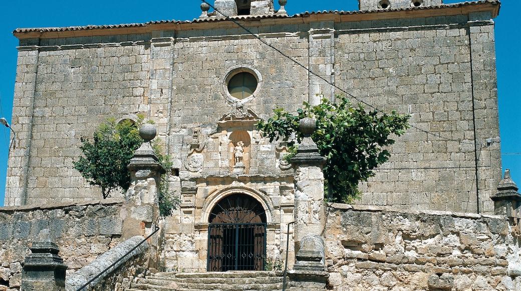 Burgos mettant en vedette patrimoine architectural