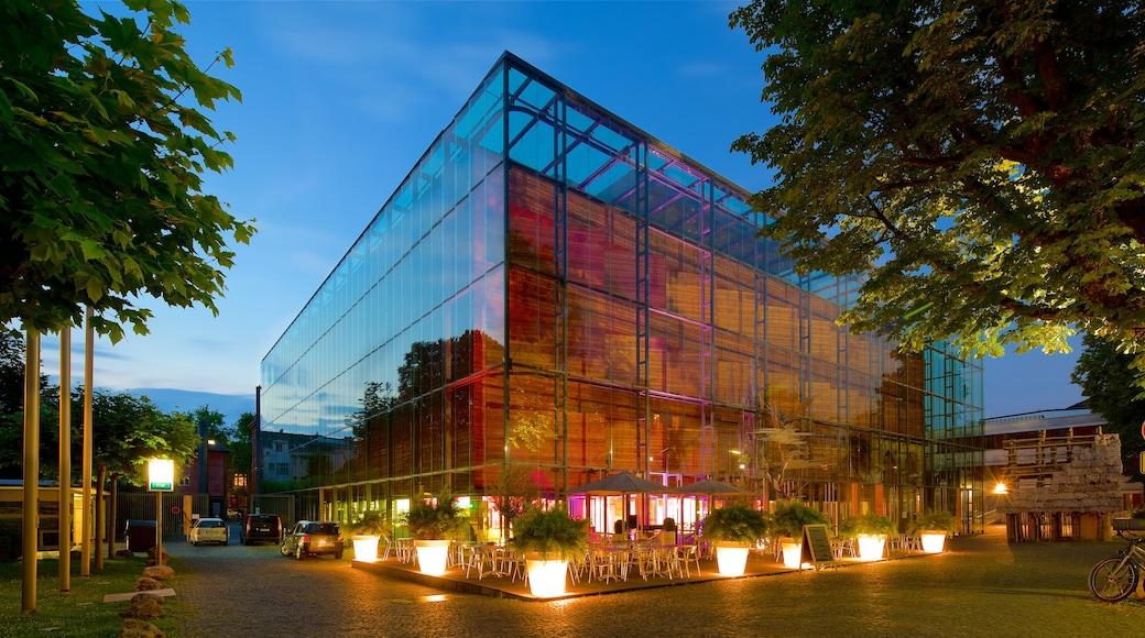 Bonn som omfatter natteliv