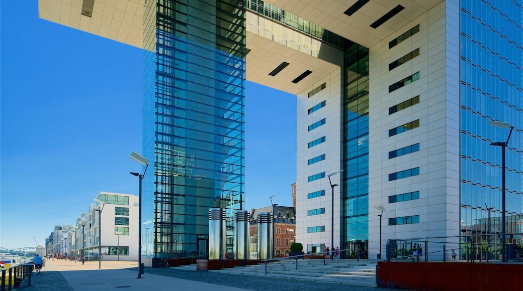 Köln welches beinhaltet moderne Architektur