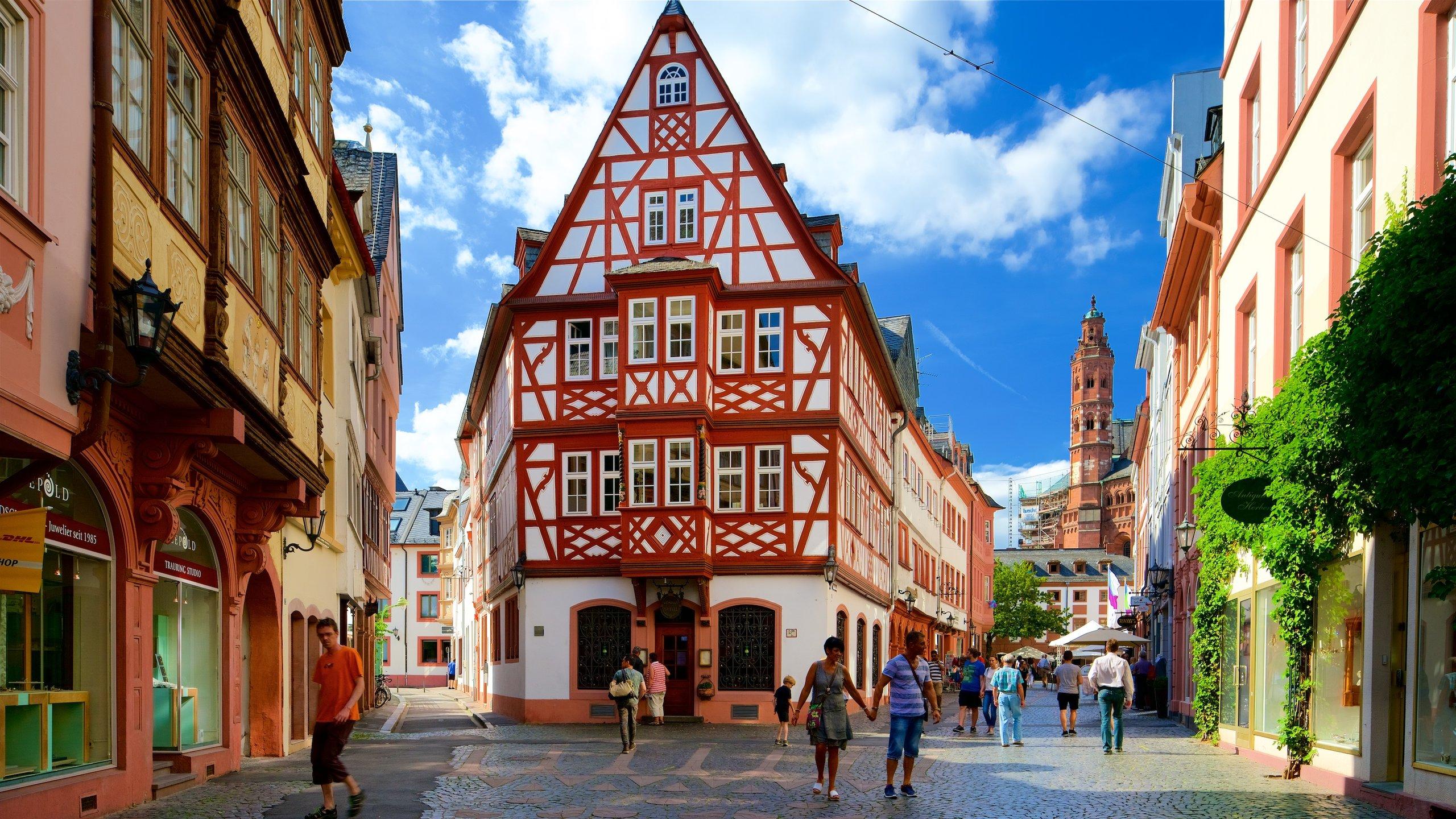 Hotel Mainz Gunstig Buchen Hotels Expedia De