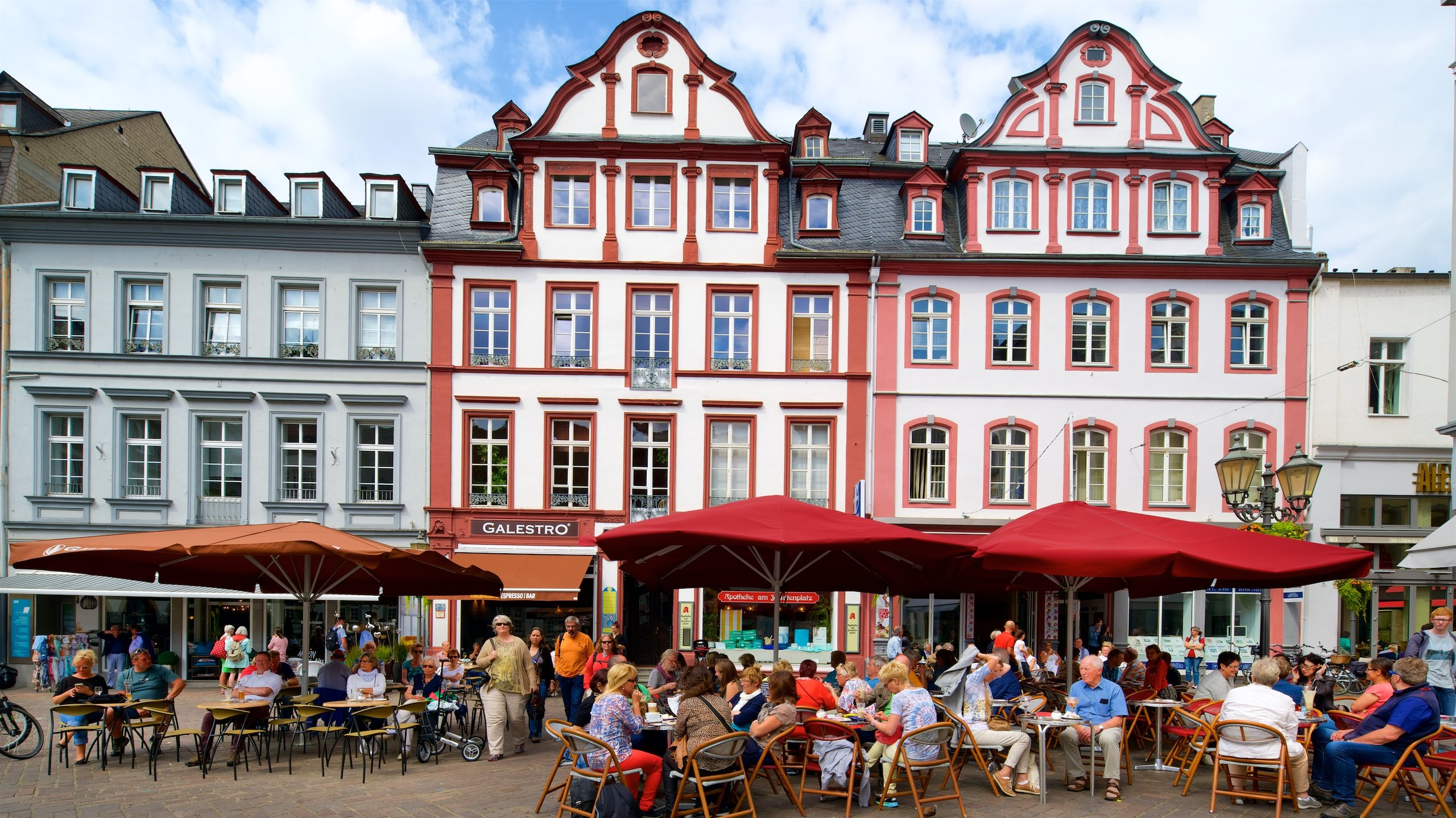 Koblenz, Rheinland-Pfalz, Deutschland