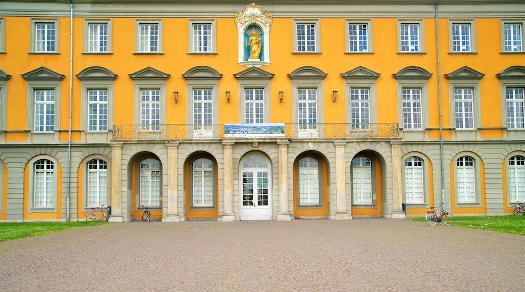 Kurfürstliche Residenz mit einem Geschichtliches