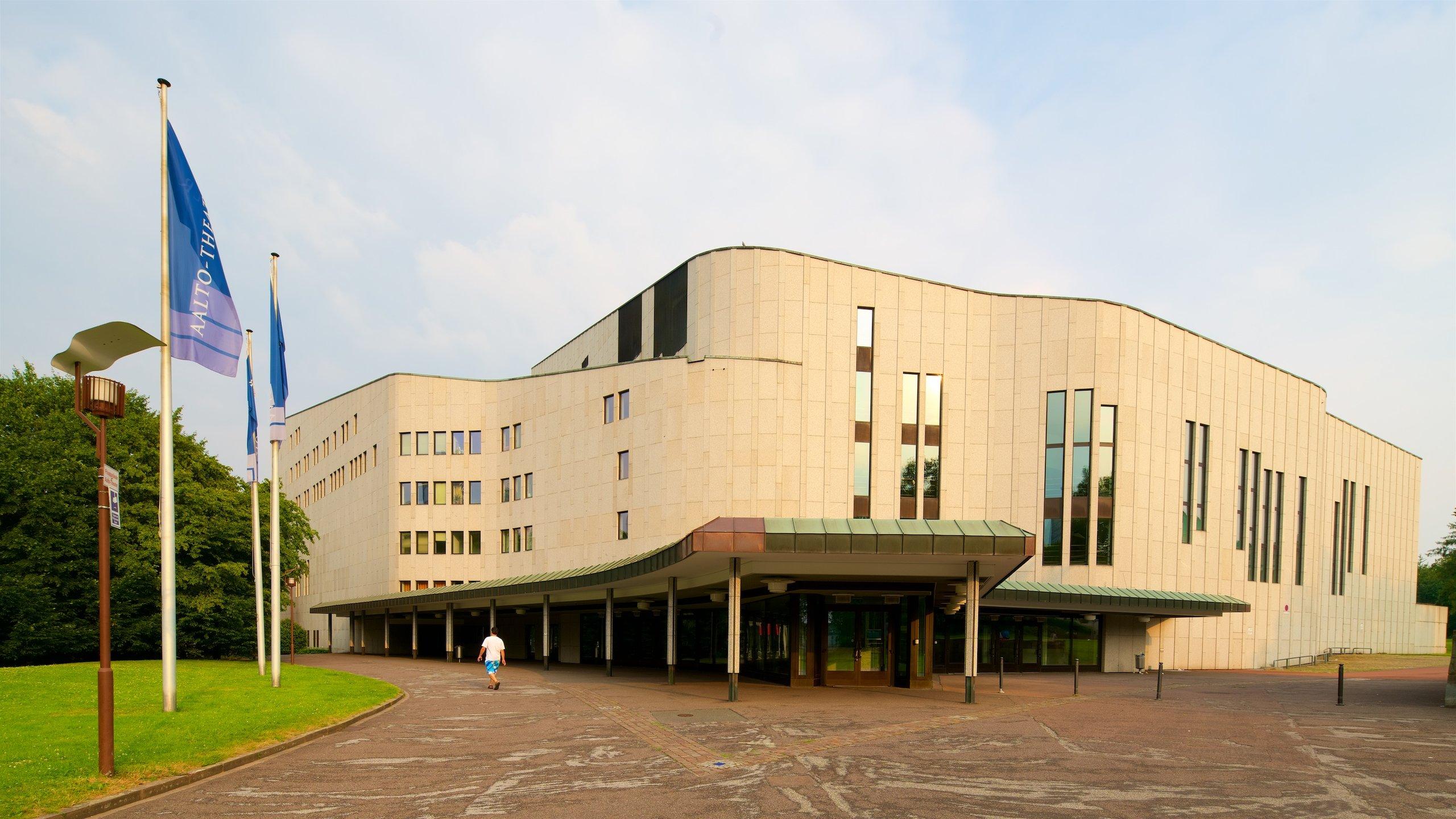 Suedviertel, Essen, North Rhine-Westphalia, Germany