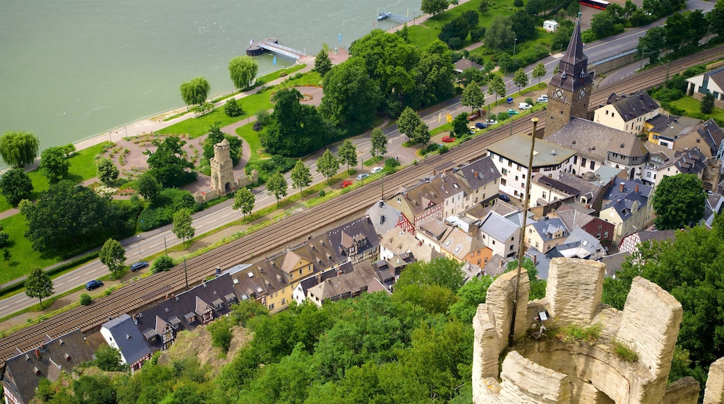 Marksburg slott