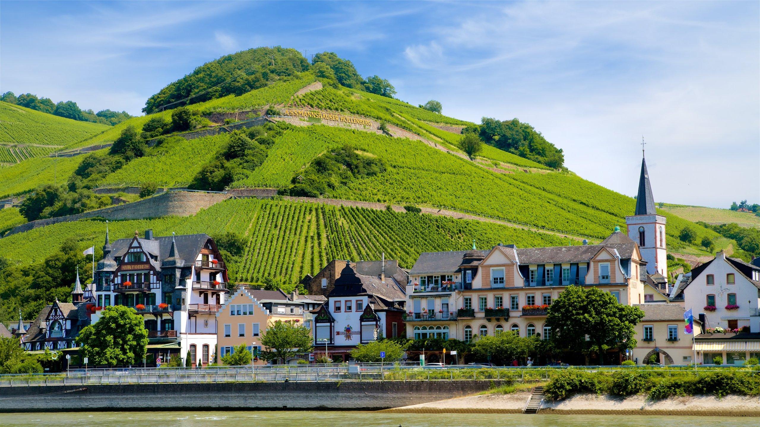 Bingen am Rhein, Rhineland-Palatinate, Germany