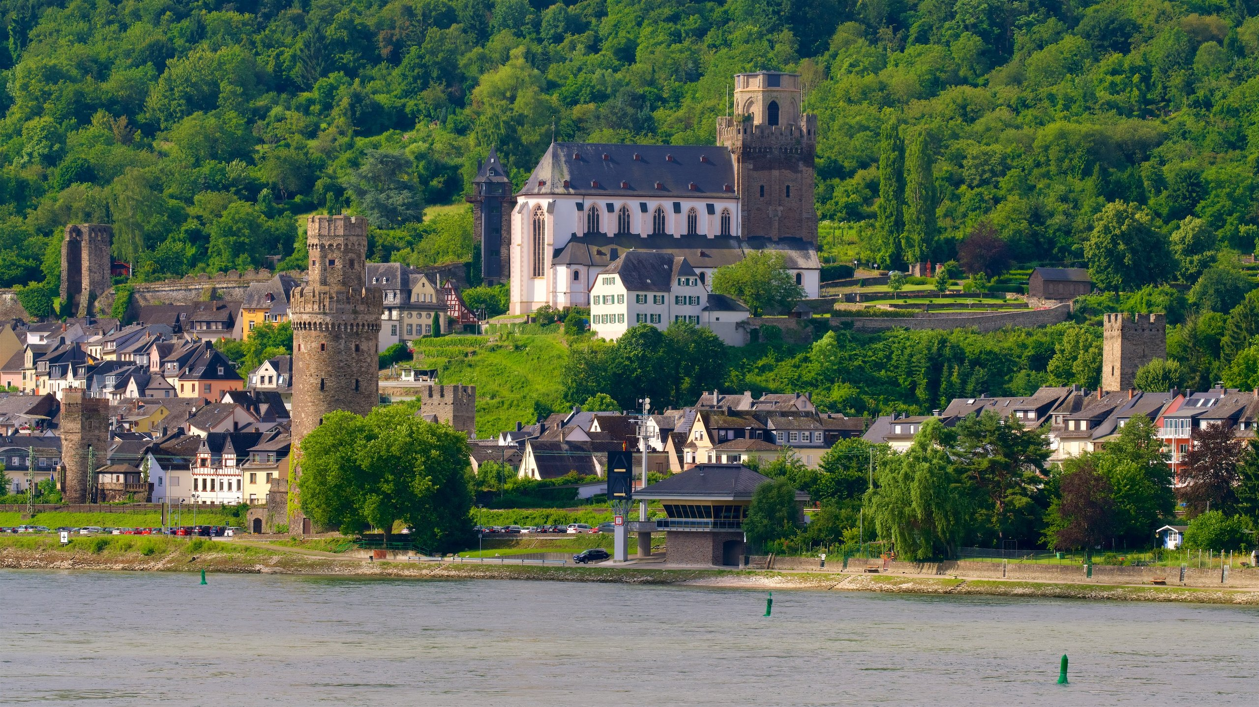 Oberwesel, Rhineland-Palatinate, Germany