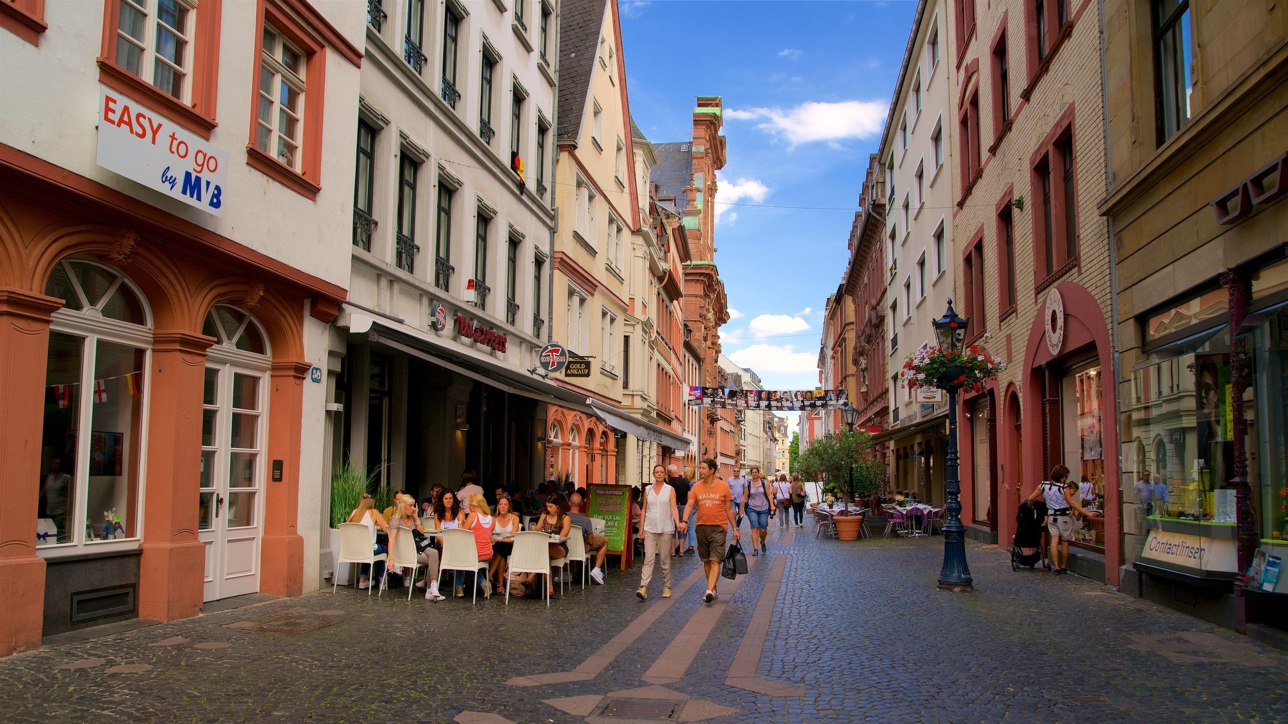 Tickets Mainz Frankfurt