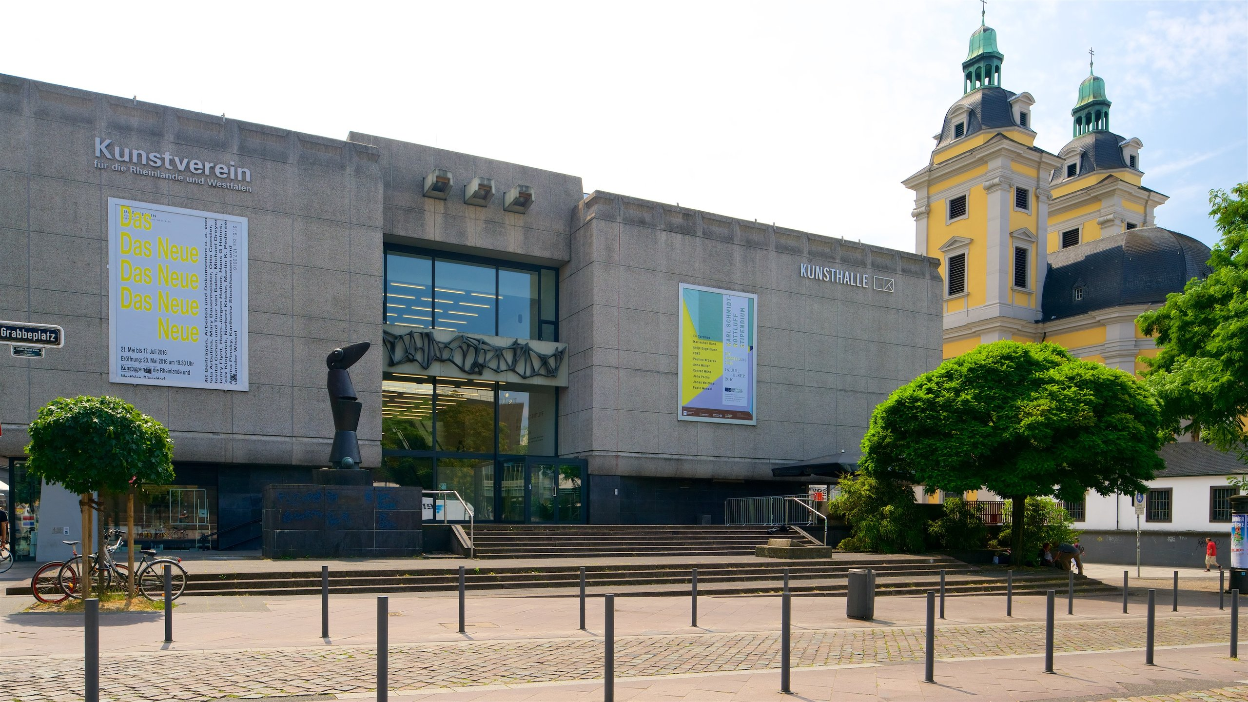 Top 10 Hotels Closest To Kunsthalle Duesseldorf In Dusseldorf Old