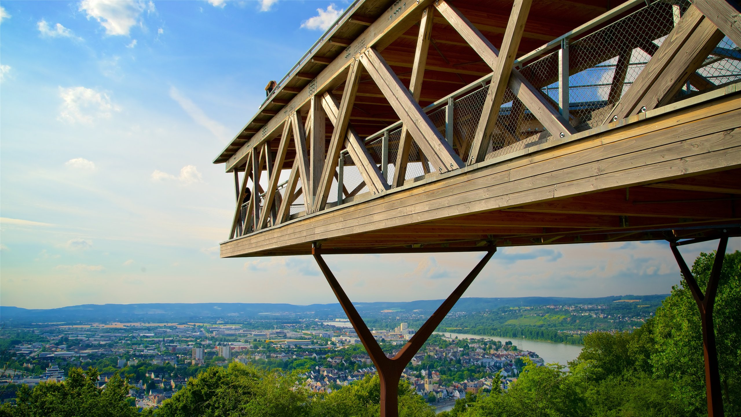 Niederberg, Koblenz, Rheinland-Pfalz, Deutschland