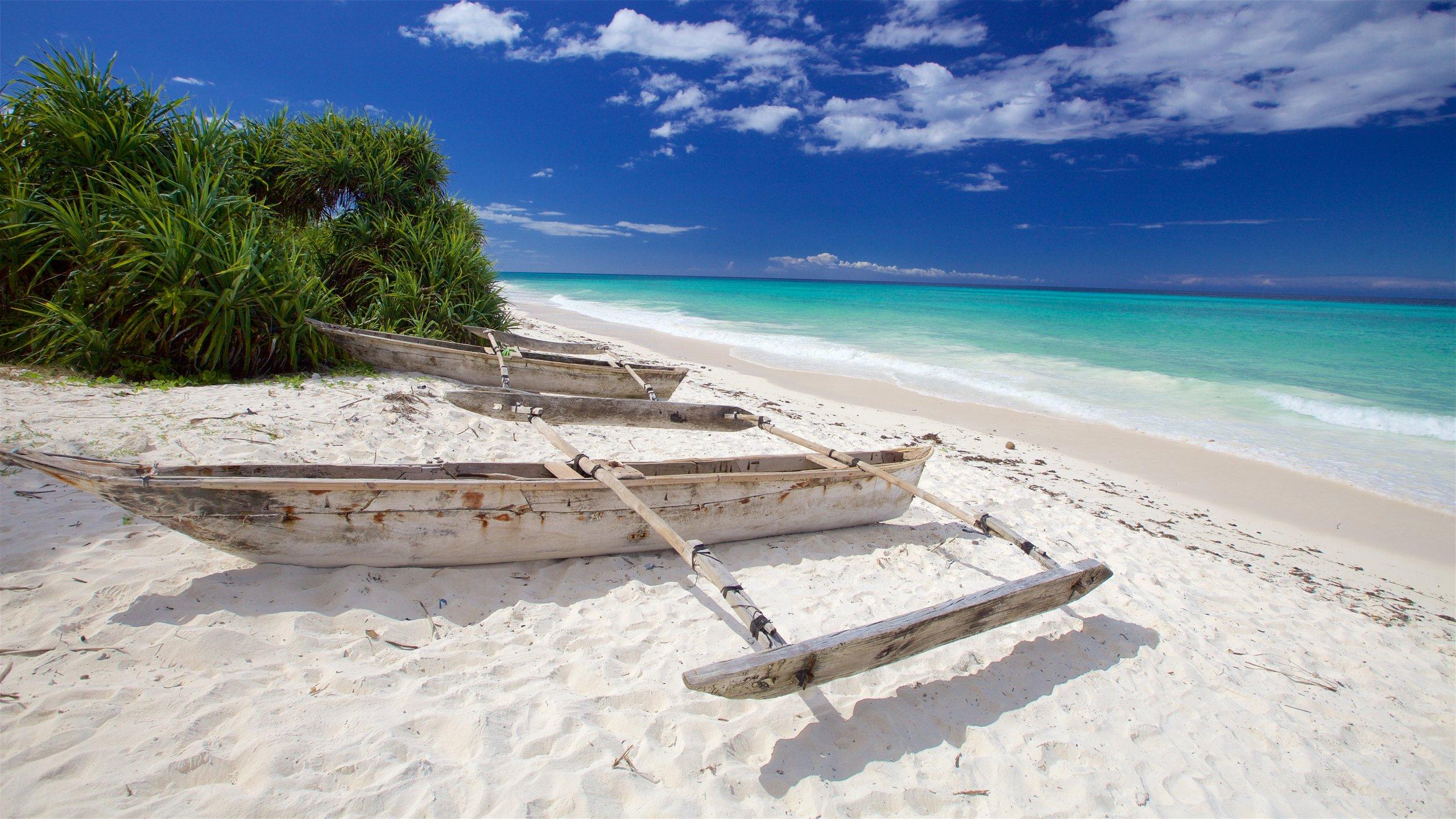 Muyuni Beach, Matemwe, Tanzania