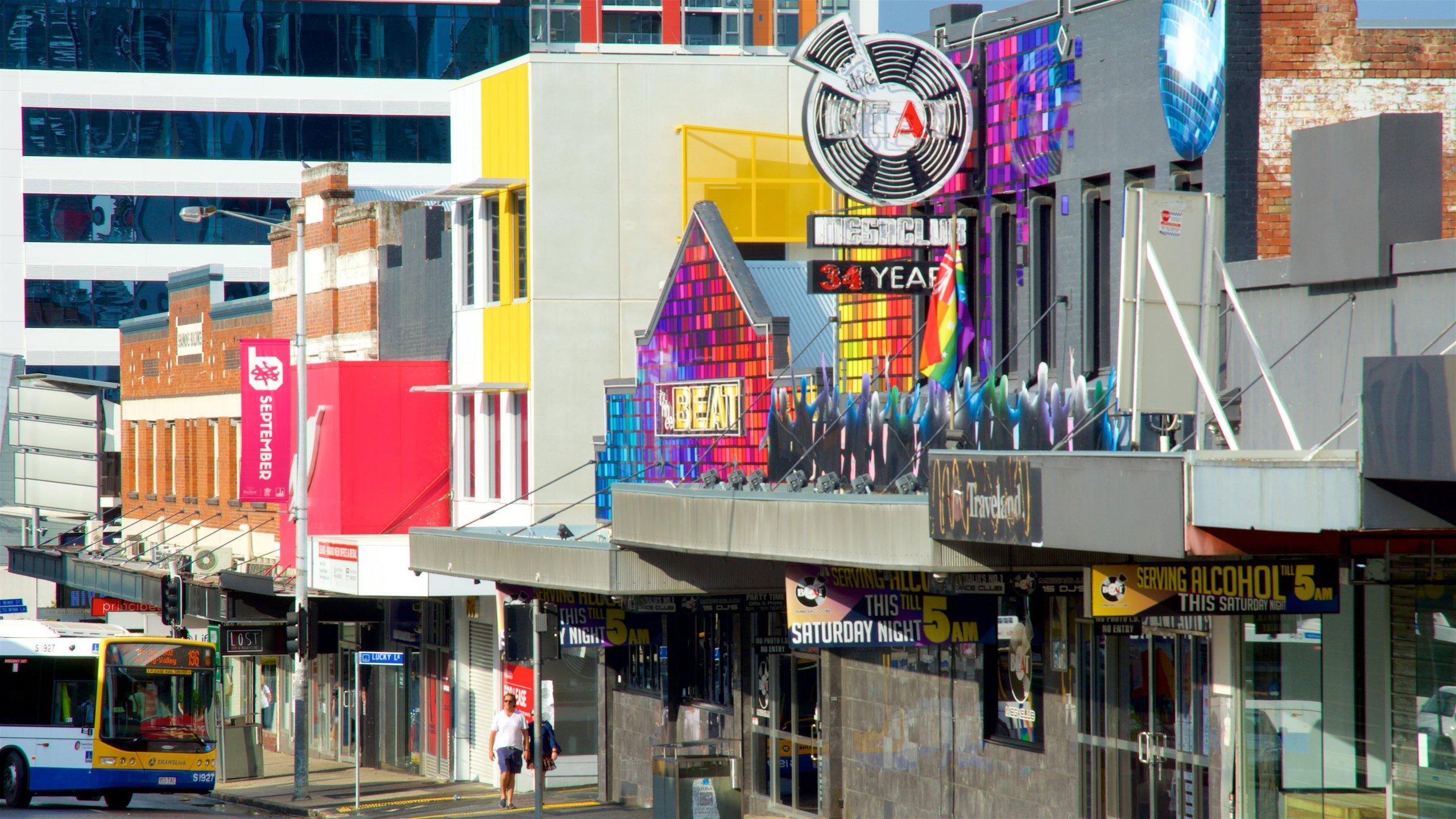 Fortitude Valley, Brisbane, Queensland, Australia
