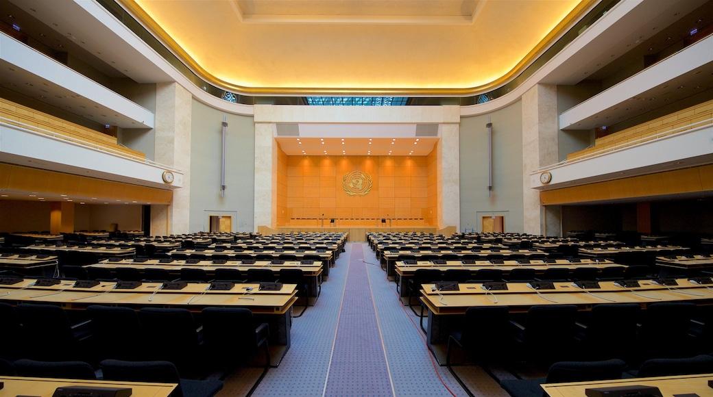 Sede Europea de las Naciones Unidas